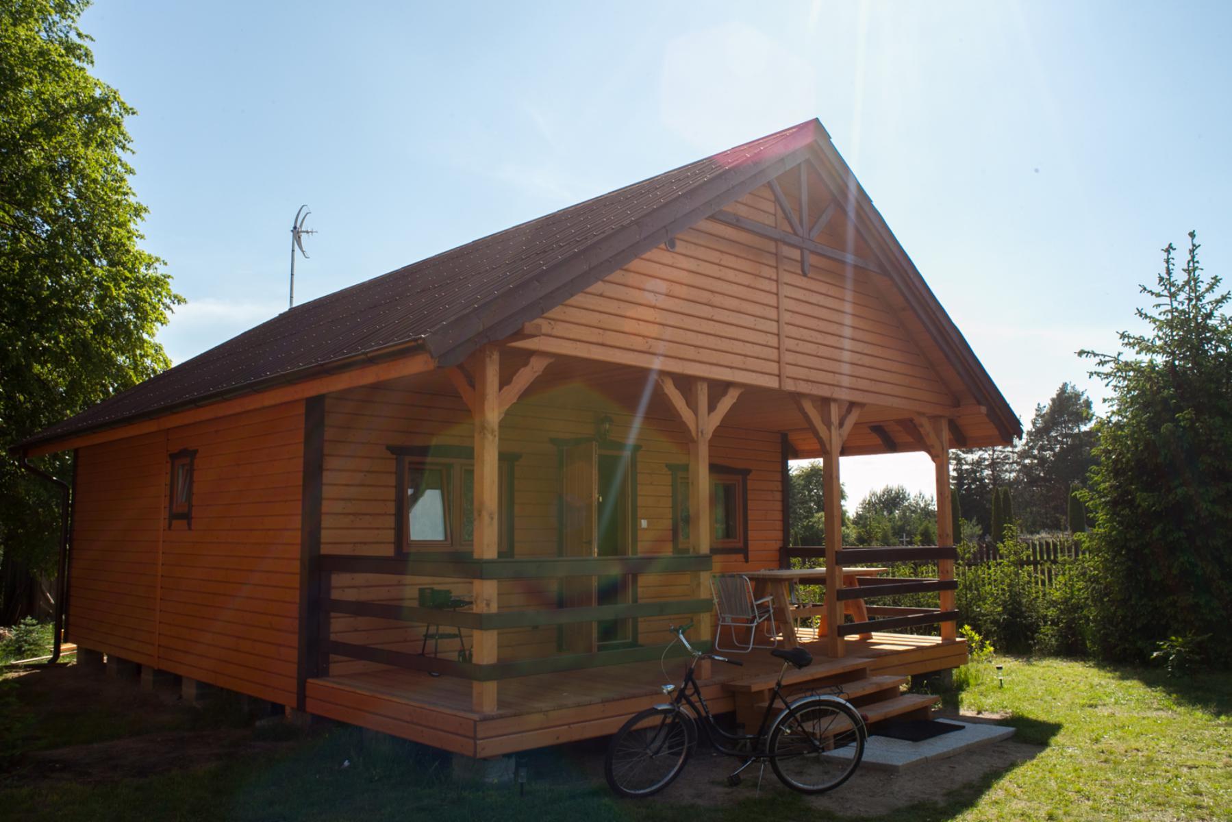Domek w Białowieży
